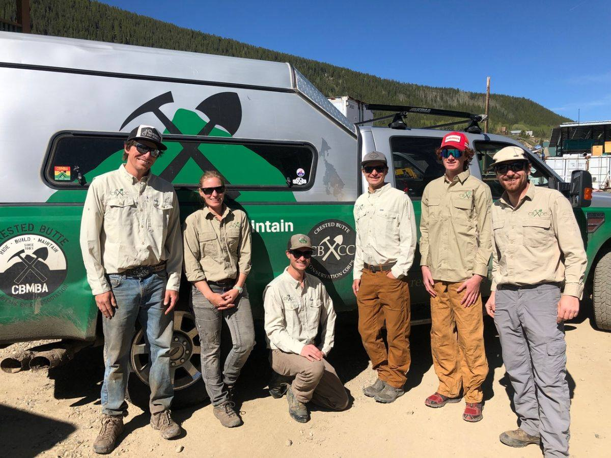 Crested Butte Conservation Corps (CBCC)