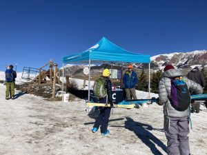 The 2021 Outdoor Winter Recreation Initiative